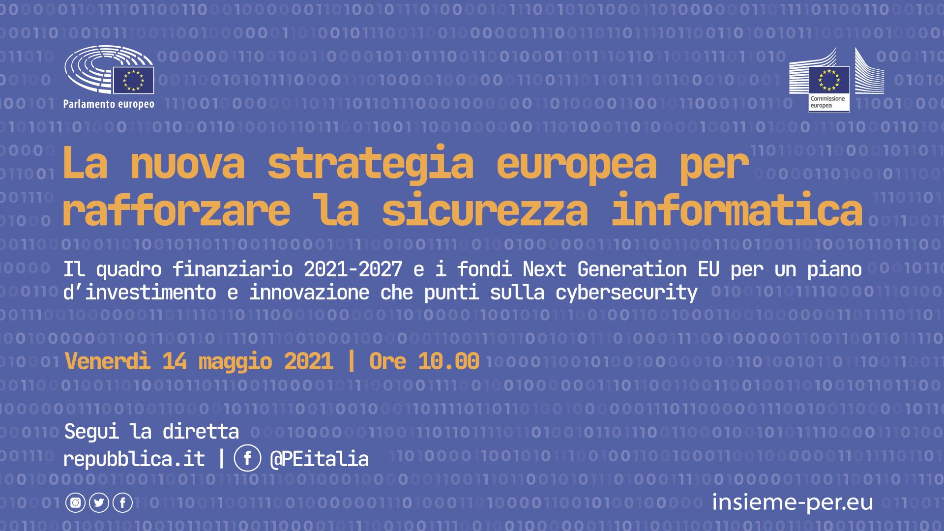 La nuova strategia europea per rafforzare la sicurezza informatica