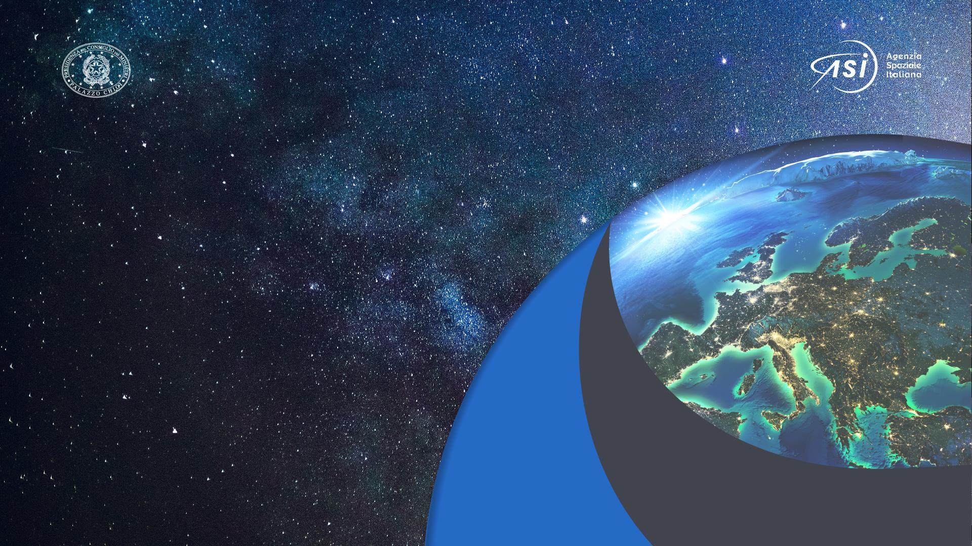 ASI - Obiettivo Europa: l'Italia e il futuro dello spazio