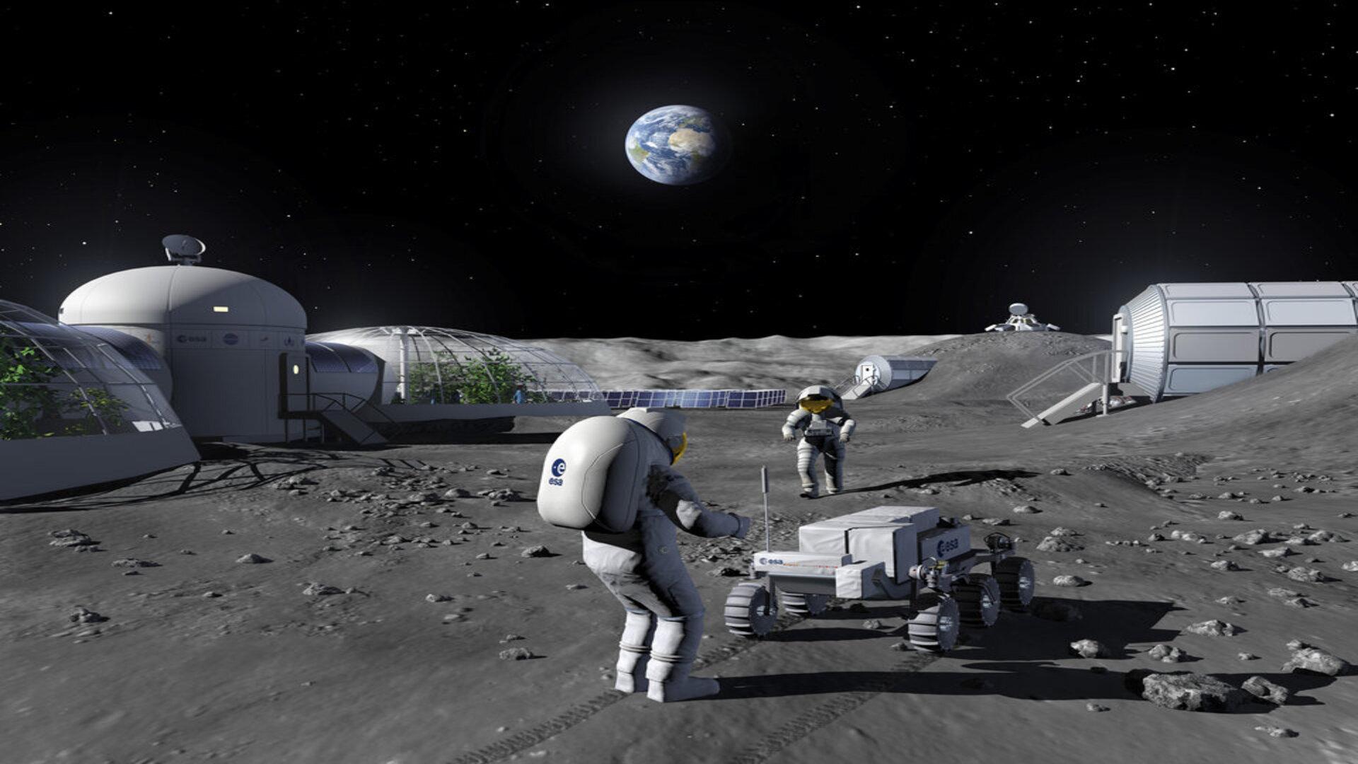 ASI - ESA-ESRIC space resources challenge