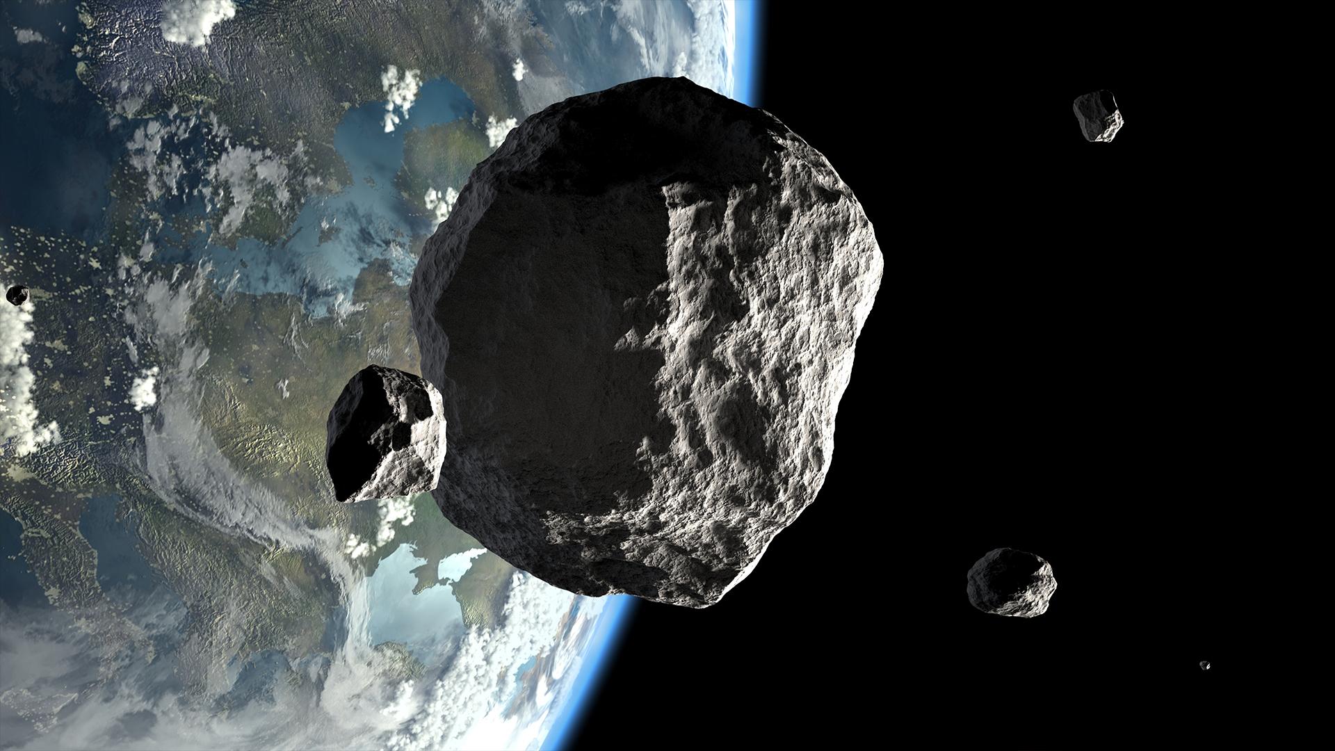 ASI - Asteroid Day 2021: gli asteroidi nella nuova era dello spazio europeo
