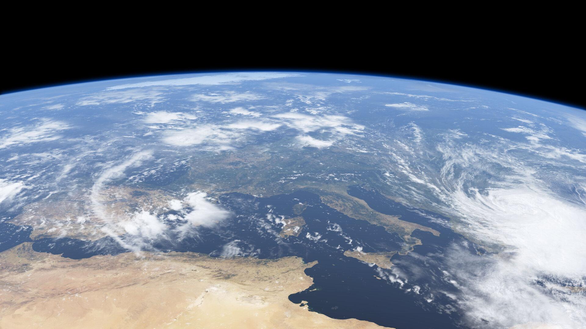 Sistemi, Servizi e Applicazioni spaziali a sostegno delle grandi infrastrutture nazionali