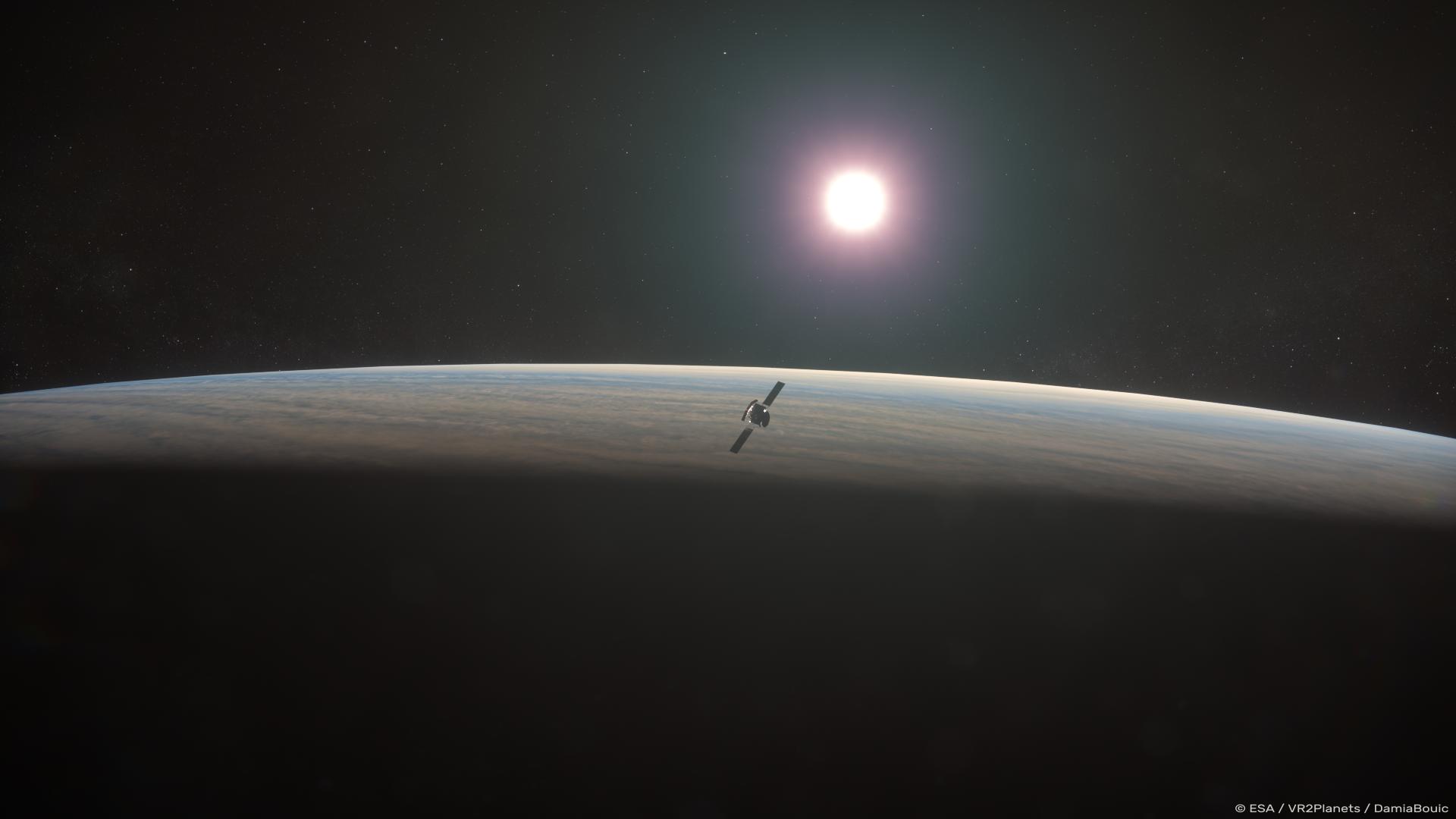 ASI - EnVision: obiettivo Venere