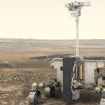 ExoMars, al via i test del  Rover Ground Test Model in Altec