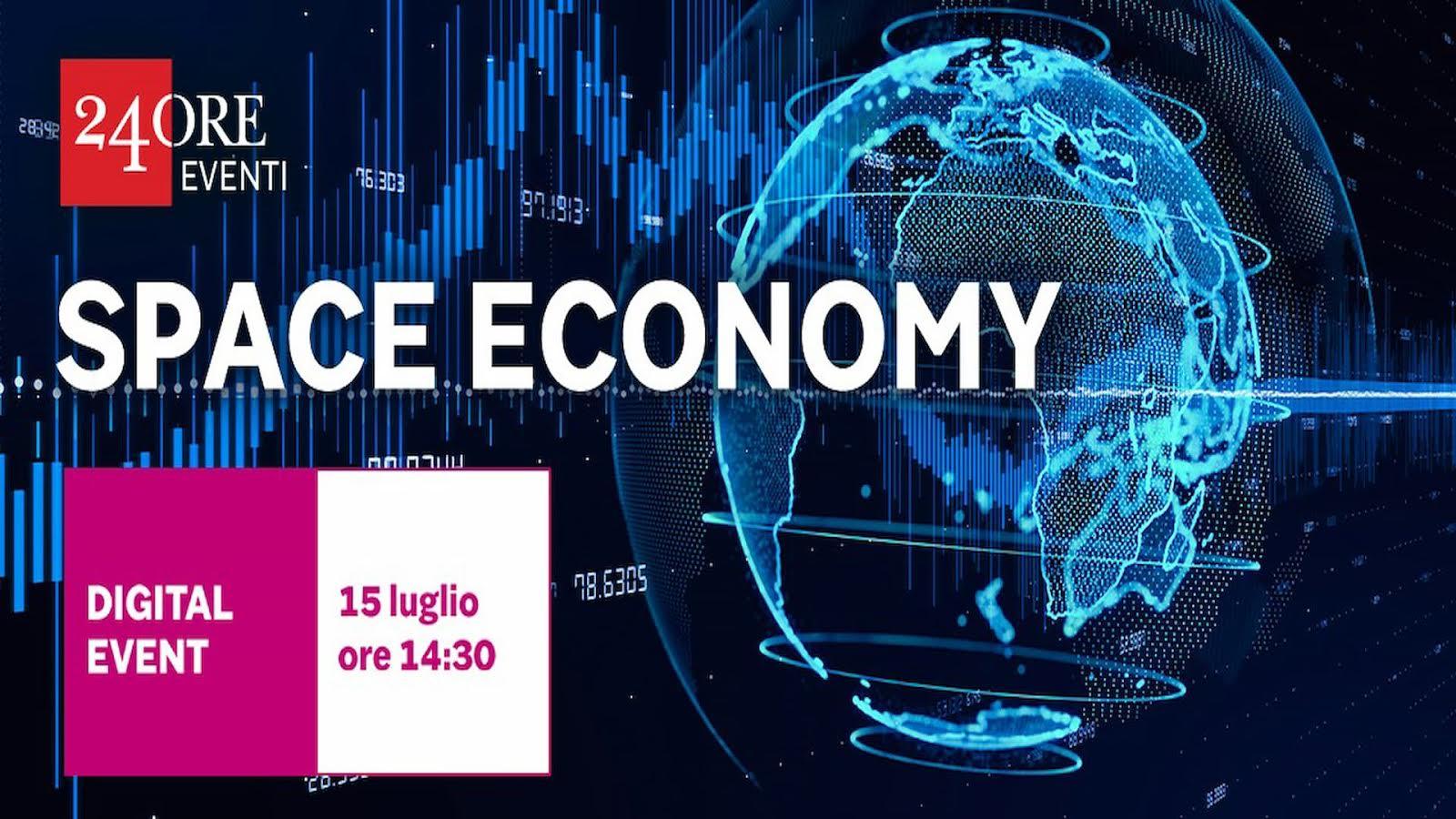 ASI - Space Economy, tecnologie e servizi dell'industria aerospaziale del futuro