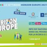 APRE dà il via alla Settimana HORIZON EUROPE italiana