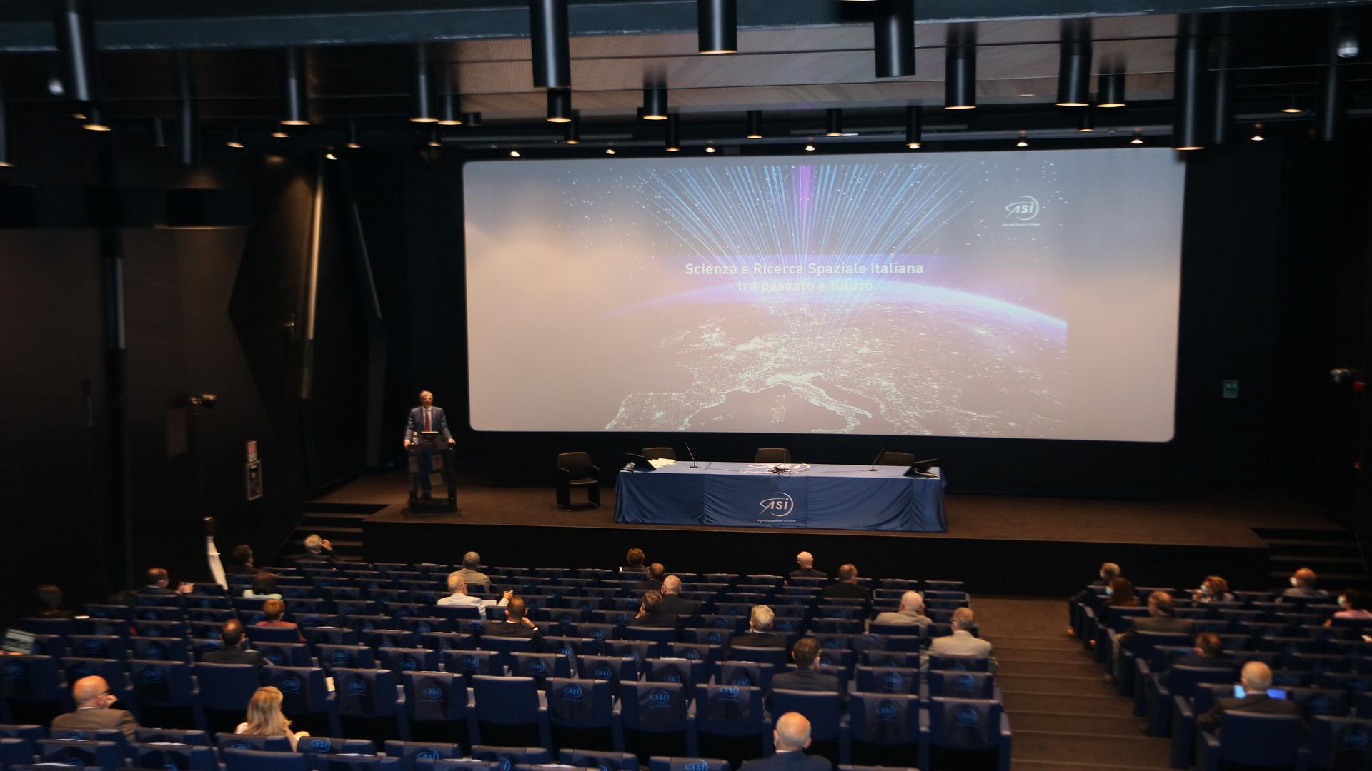 ASI - Scienza e ricerca spaziale a confronto in ASI