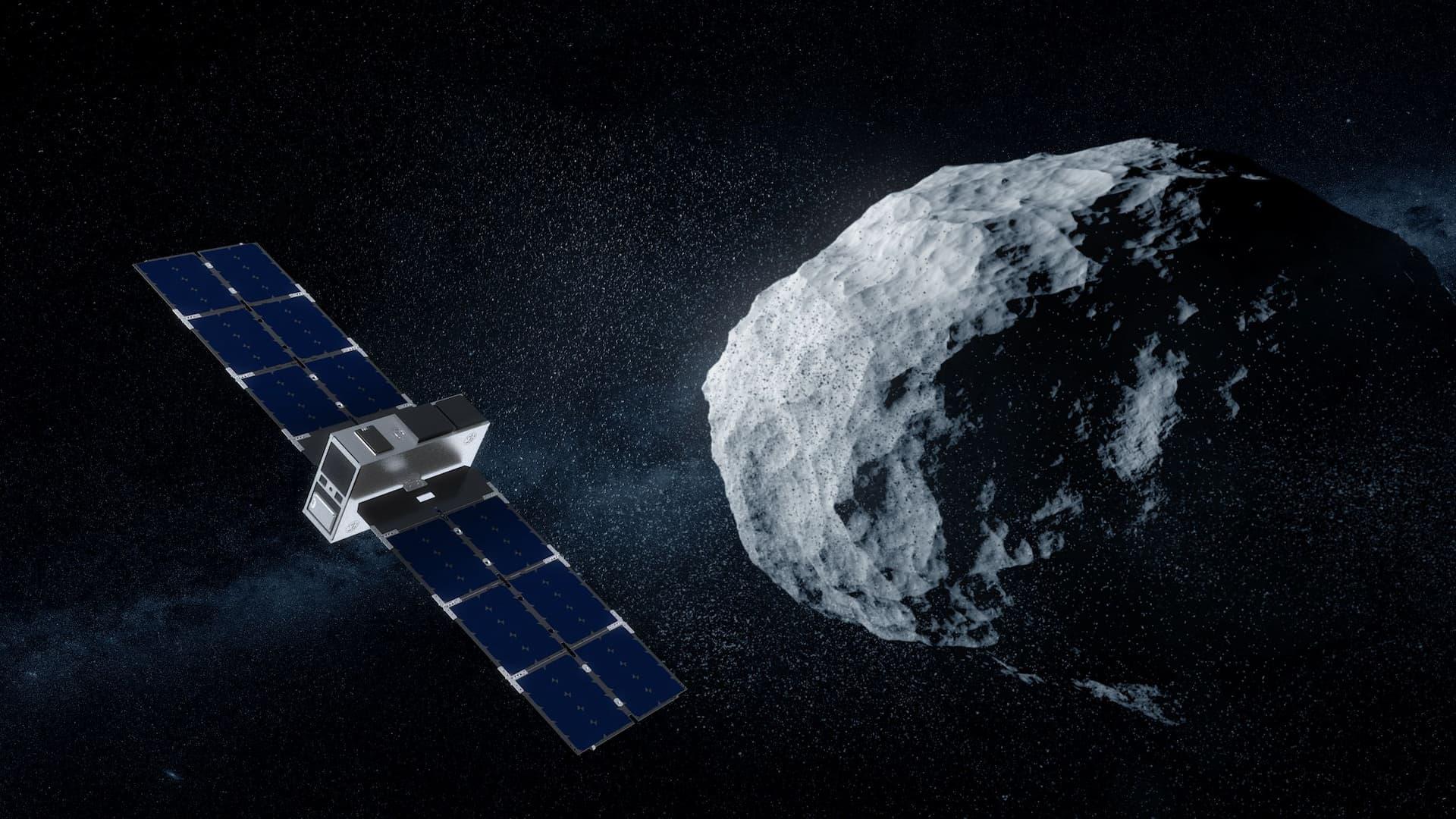 ASI - Completata con successo la Preliminary Design Review della missione interplanetaria Hera-Milani