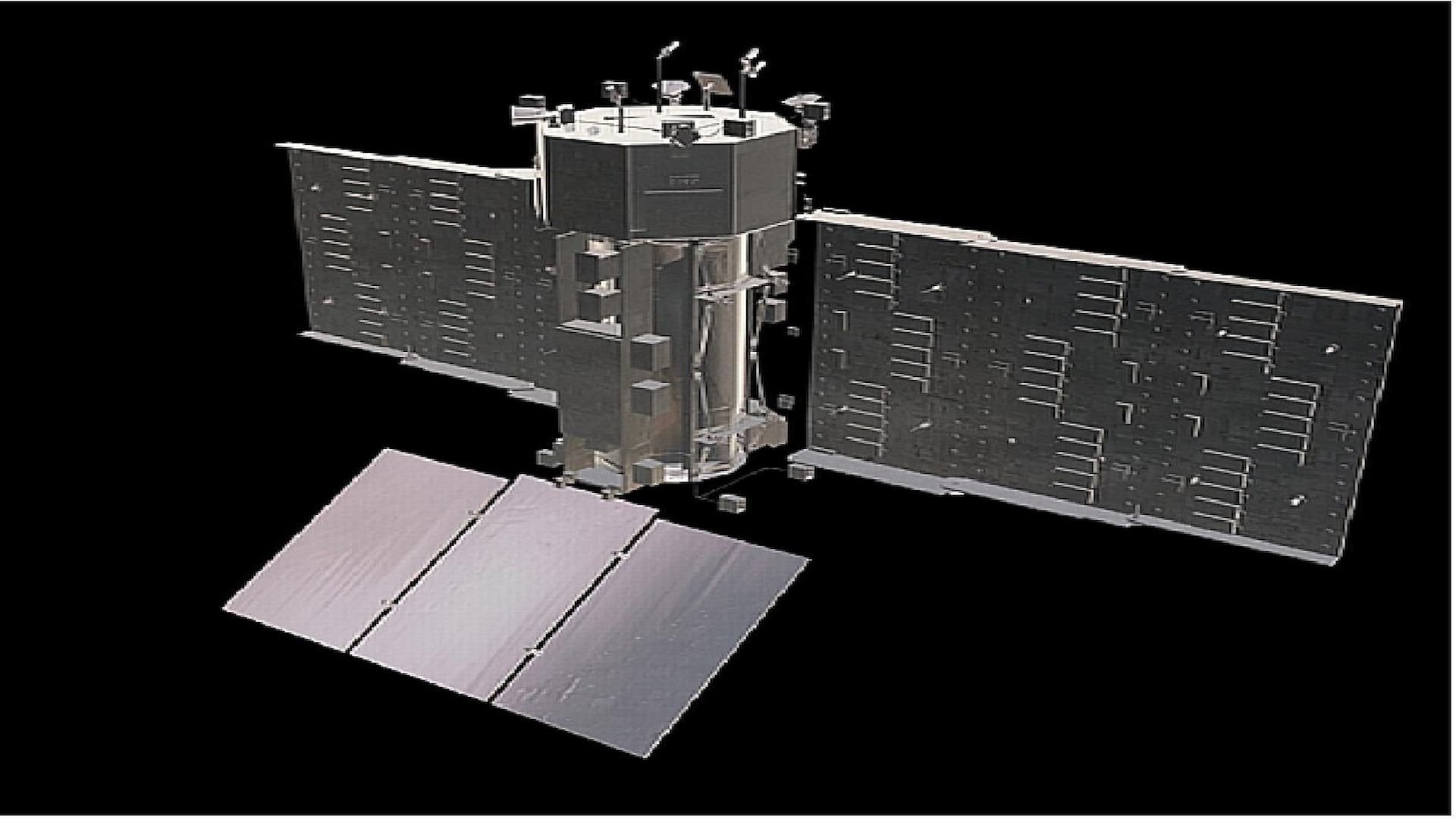 ASI - ASI starts the exploitation phase of data acquired in Europe by the L band SAR sensor of the Argentinean SAOCOM constellation