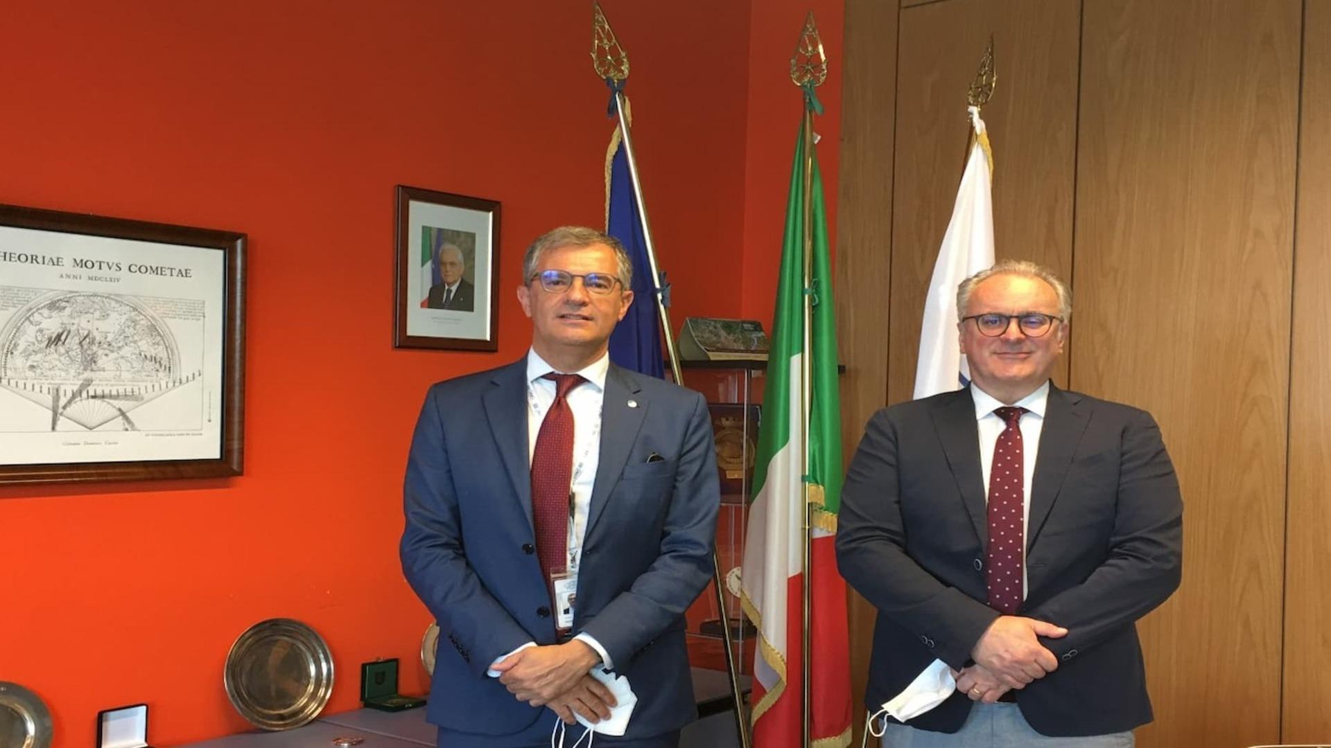 ASI - Spazio e trasporti, il punto della situazione sui viaggi del futuro tra Agenzia Spaziale Italiana e Autorità di regolazione dei trasporti