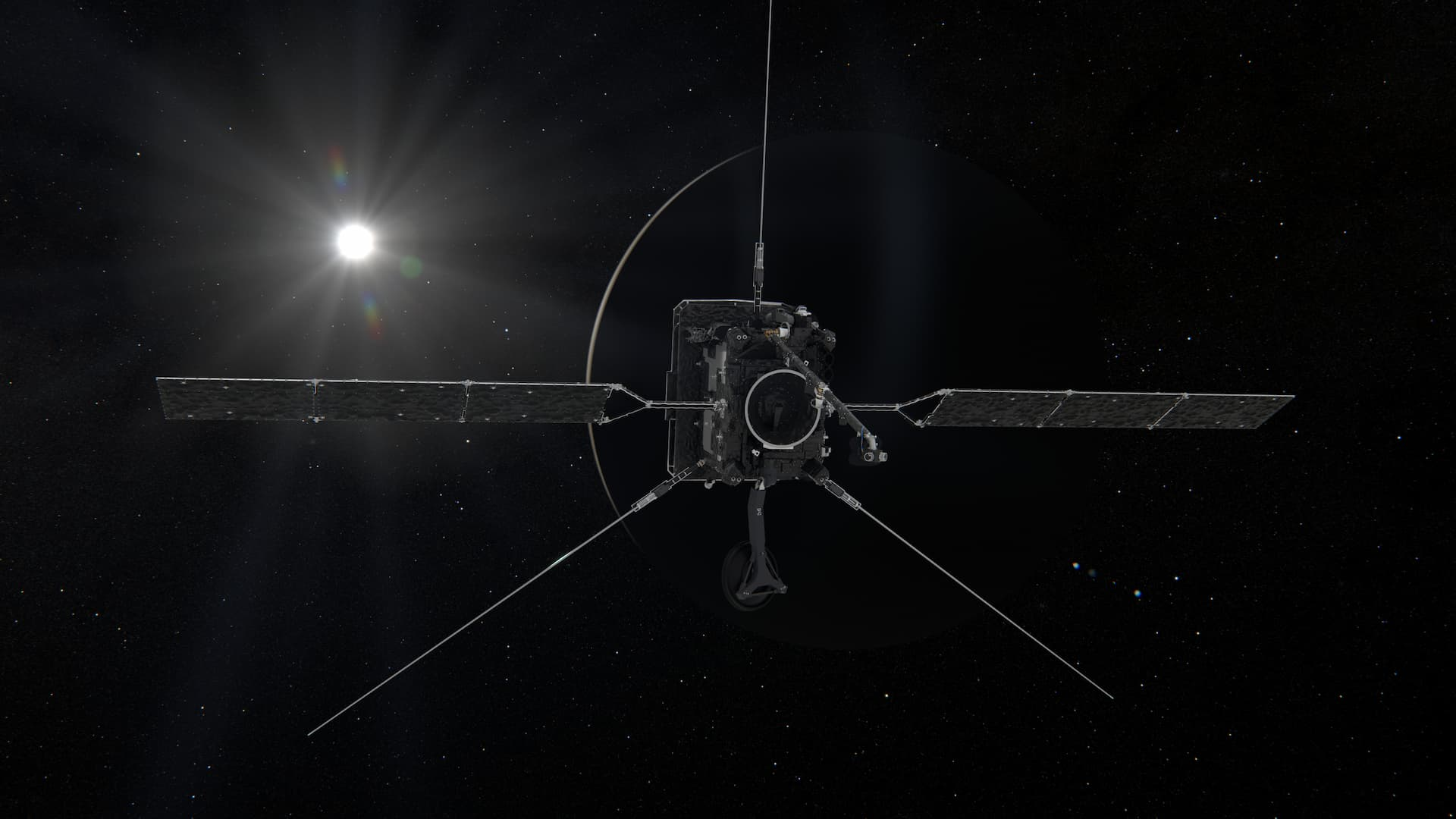 ASI - Countdown per Venere. Solar Orbiter si prepara al secondo flyby