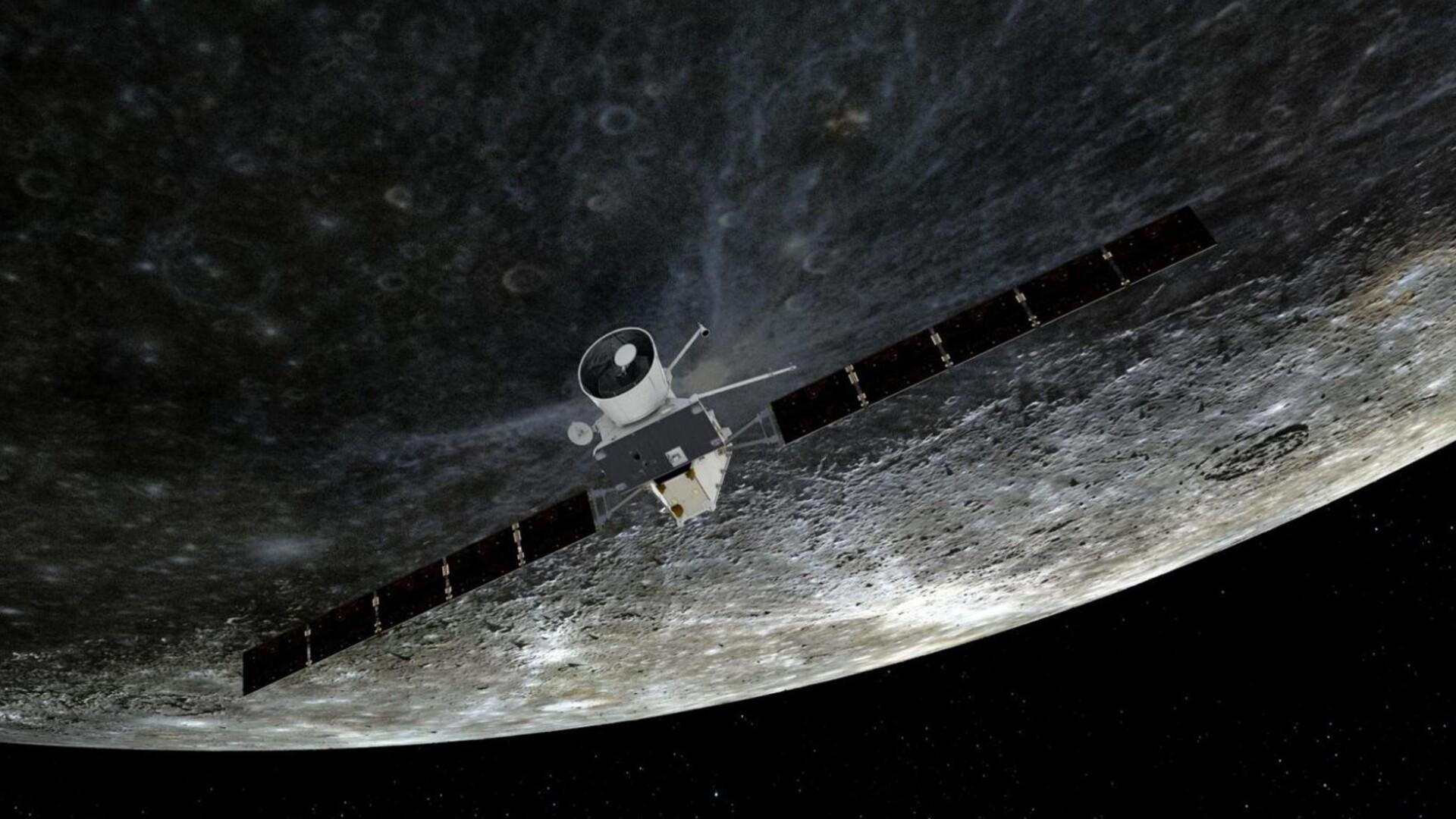 ASI - BepiColombo, primo incontro con Mercurio