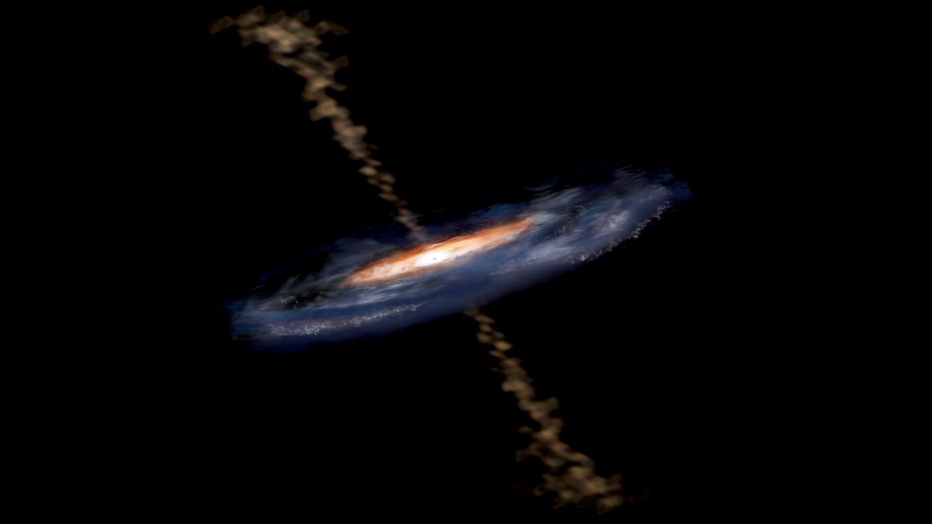ASI - La collaborazione Fermi-LAT pubblica il primo catalogo di sorgenti transienti extragalattiche