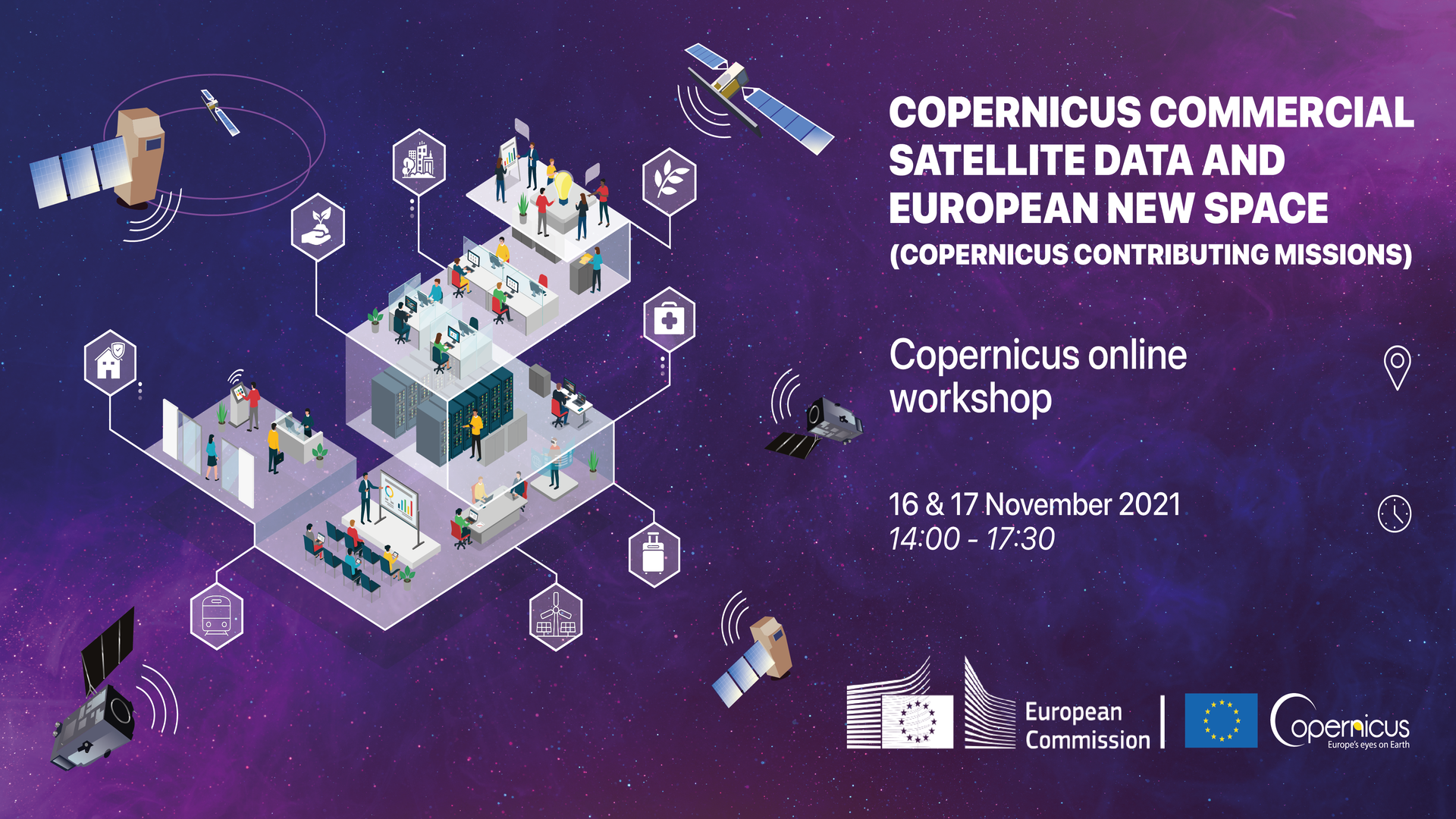 ASI - Copernicus commercial satellite data and European new space