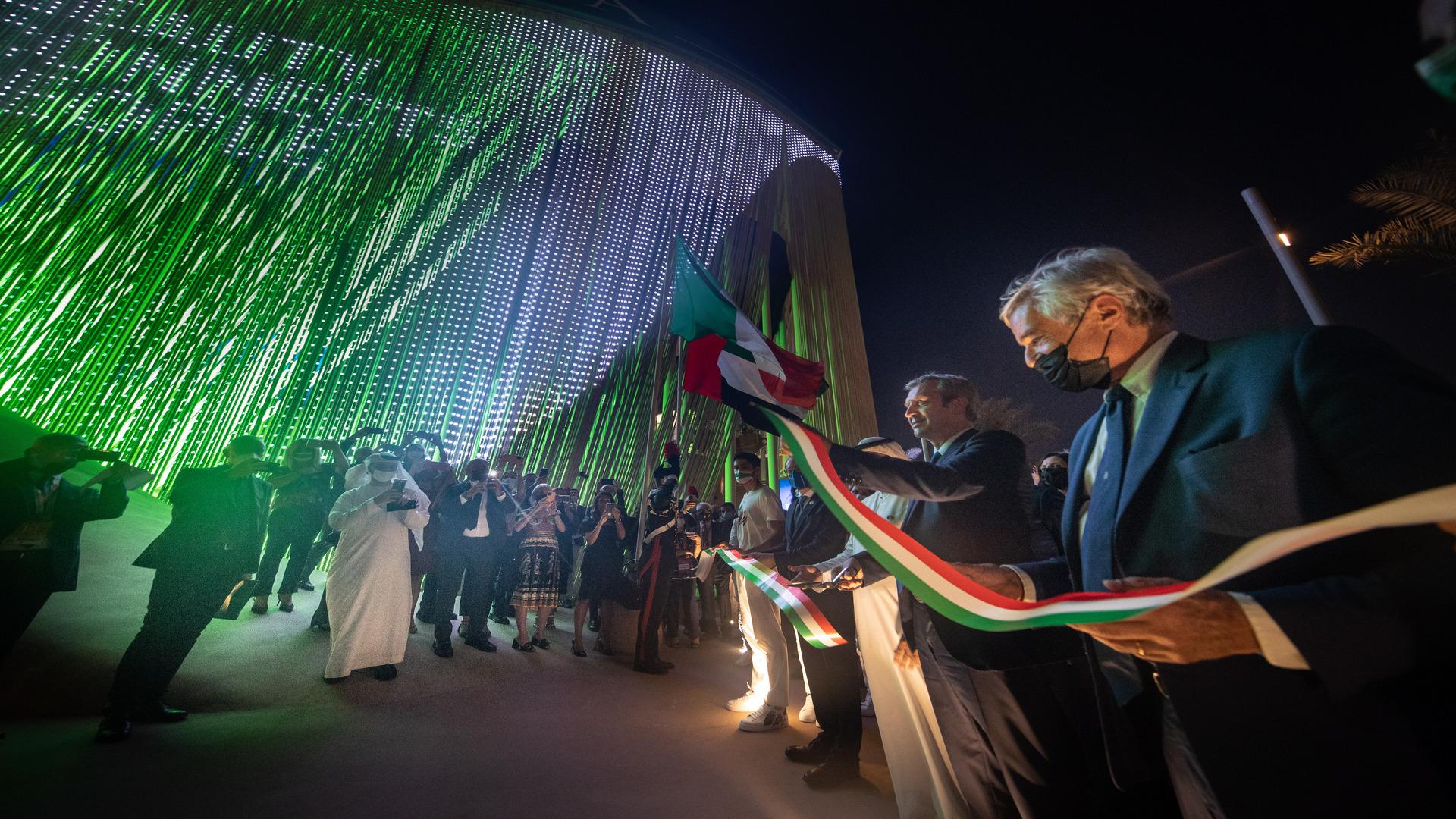 L'ASI a Expo 2020 Dubai